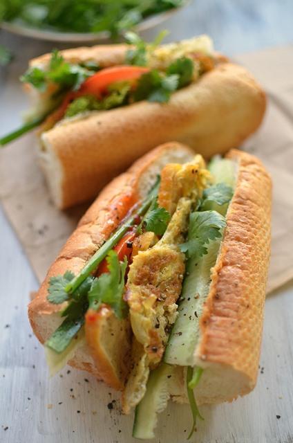 Banh Mi...Sandwich Citarasa Dari Vietname
