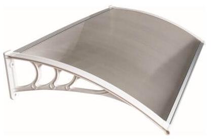 kanopi topi atap pintu polikarbonat