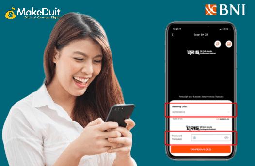 Cara Melihat QR Code BNI Sendiri di Mobile Banking