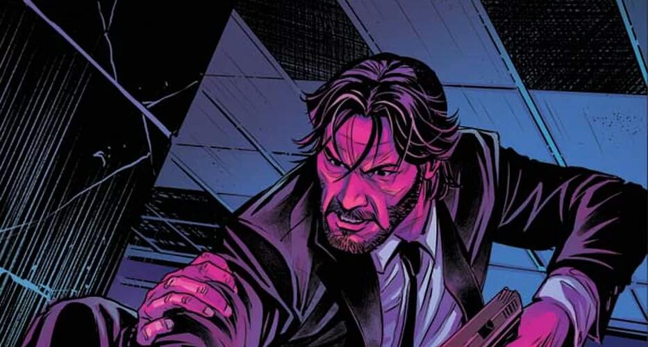 John Wick Origins To Be Told In Prequel Comic Books