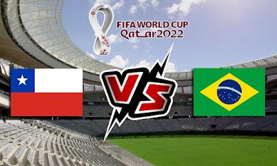 تشيلي و البرازيل بث مباشر