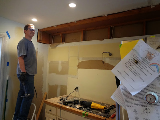 How I Remodeled My Entire Kitchen Craigslist Free Cabinets