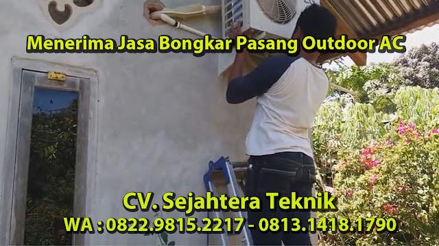 Jasa Cuci AC Daerah Gandul - Limo - Depok