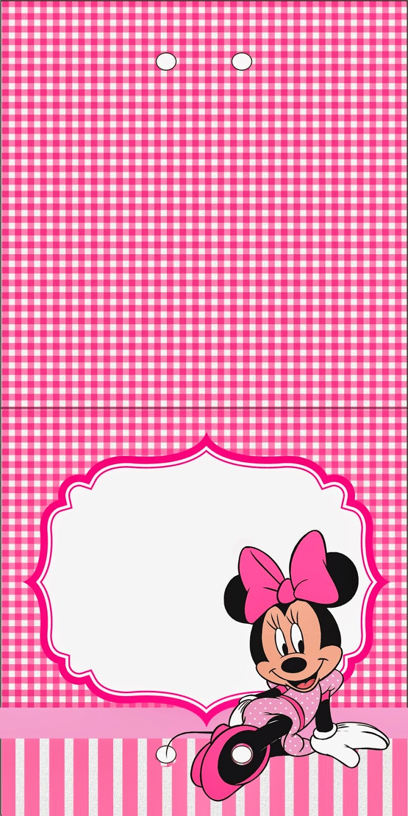 Baby Invitaciones Como Hacer Para Minnie De Mouse Shower