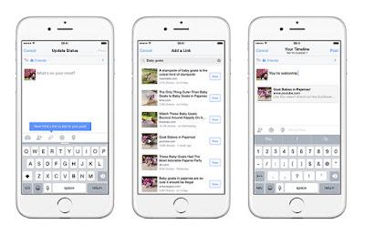 فيسبوك خاصية جديدة في تطبيقها الشهير Facebook Messenger