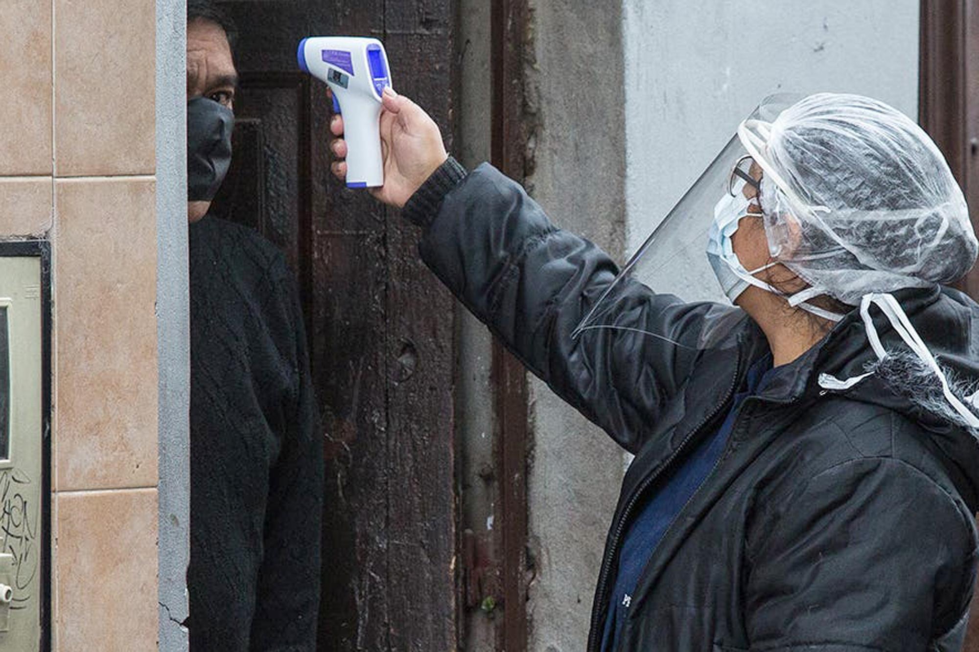 Coronavirus en Argentina: confirmaron 426 muertos y 15.077 nuevos casos en las últimas 24 horas