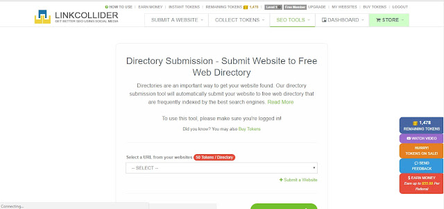 Directory Submission - Submit Website to Free Web Directory