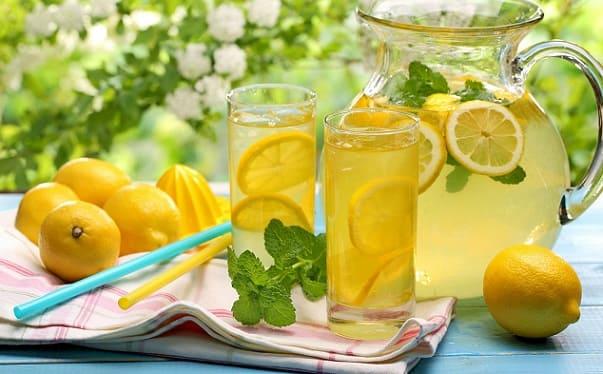 Можно ли похудеть, если пить лимонную воду