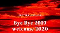 End of The New Year Quotes - Last Day of the New Year Quotes (BYE BYE!)