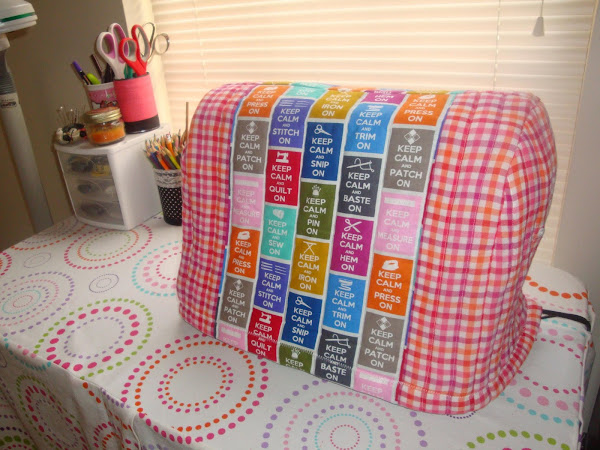 DIY Sewing Machine Cover