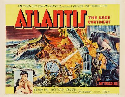 atlantida o continente perdido 1961 dublado