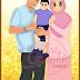 Design Doodle Keluarga