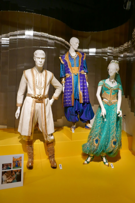 Aladdin movie costumes