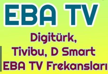 , Eba Tv Digiturk Tivibu D Smart Kaçıncı Kanalda Saat kaçta