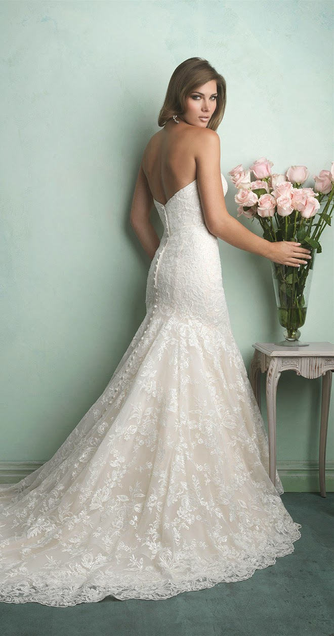 Allure Bridals Fall 2014 - Belle The Magazine