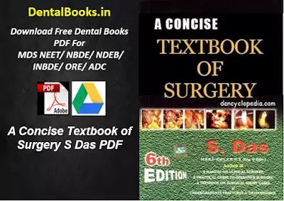 Download A Concise Textbook of Surgery S Das PDF