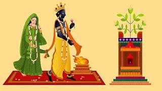 श्रीमद् भागवत ज्ञान गंगा सेवा समिति द्वारा प्रतिवर्ष भव्य तुलसी विवाह किया जाता है