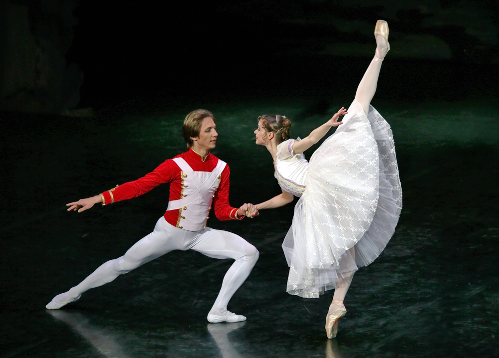 Get into the Christmas Spirit with The Nutcracker at Tyne Theatre & Opera House in Newcastle. Buy tickets for 15 November 2016