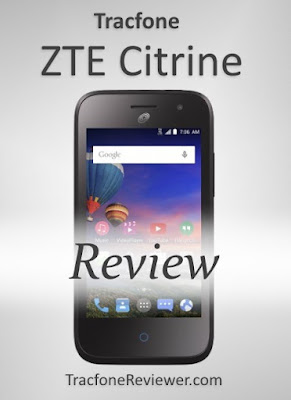 zte citrine z717vl z716bl review