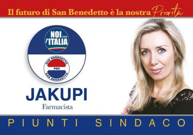 Rosana Jakupi, la farmacista albanese in corsa per consigliere comunale a Benedetto del Trento