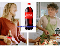 """Coca-Cola """"Trasforma casa nel tuo ristorante"""" : vinci 180 premi brandizzati !"""