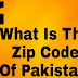 What is the ZIP code Of Pakistan?
