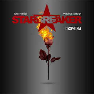 "Το τραγούδι των Starbreaker ""How Many More Goodbyes"" από το album ""Dysphoria"""
