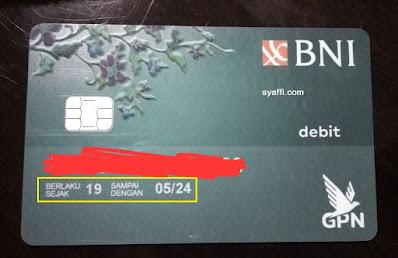 Kartu ATM - Penyalahgunaan Kartu ATM BNI
