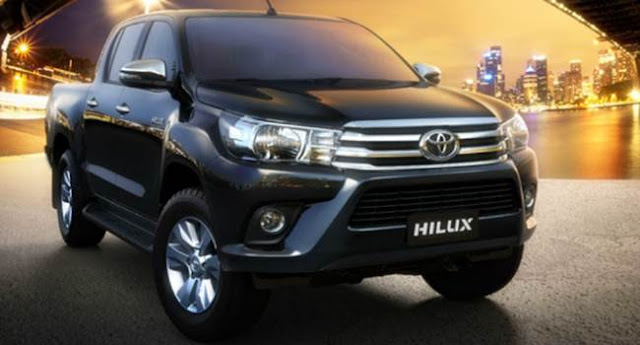 Toyota Hilux 2018 Facelift