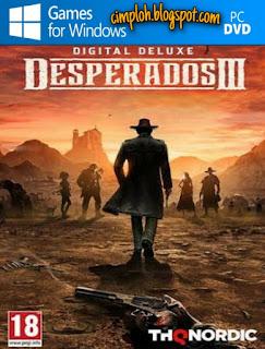 Desperados III: Digital Deluxe Edition PC Repack