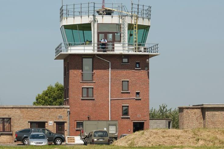 10 Best Places to Holiday in Belgium (100+ Photos) | Koksijde Airport, Belgium