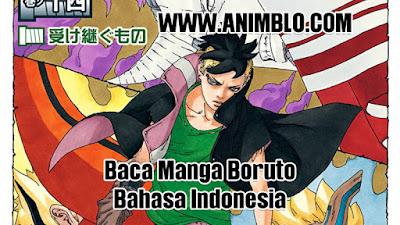 Baca Manga Boruto Bahasa Indonesia Animblo