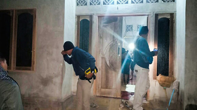Wiranto Dikepung Polisi, Kini Sudah Mendekam di Polres Lombok Timur