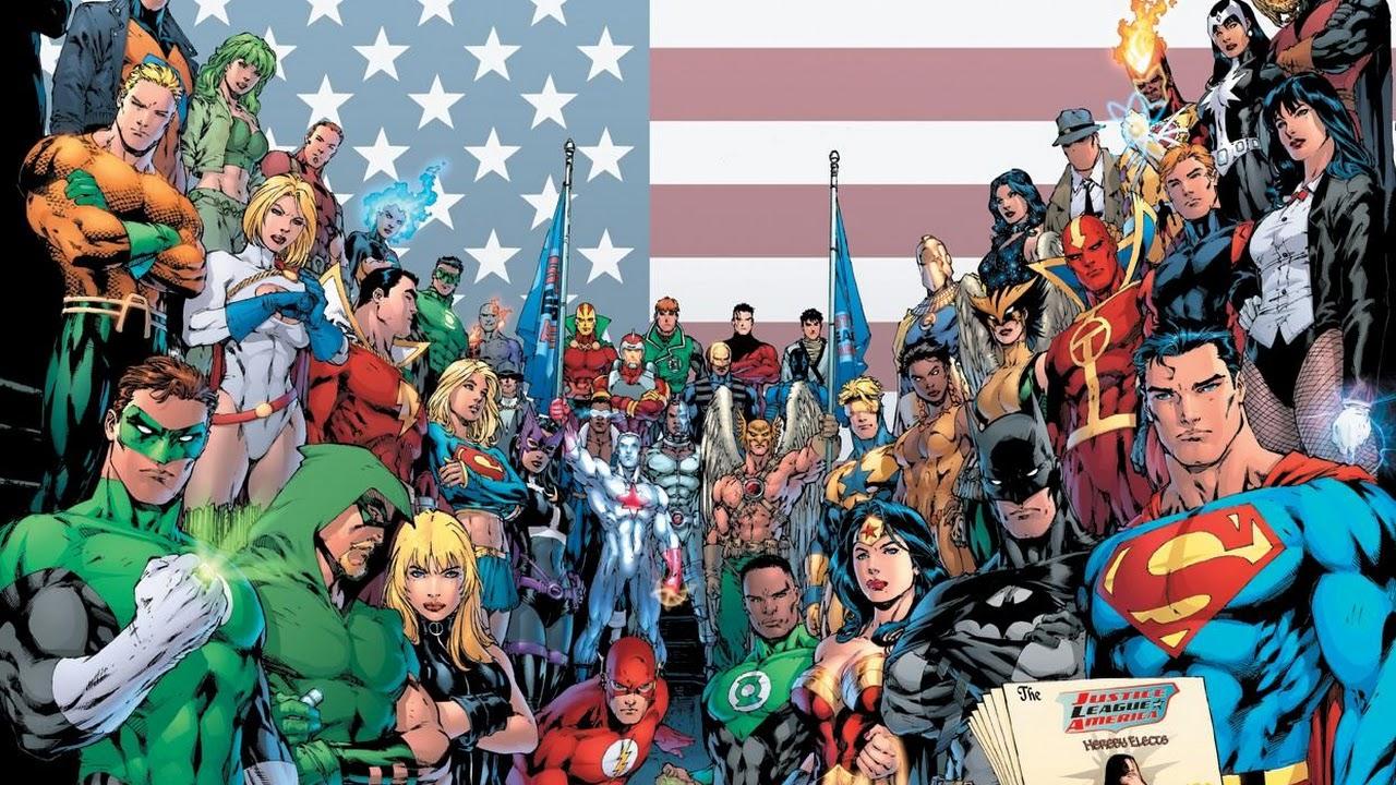 Personagens da DC que merecem filmes