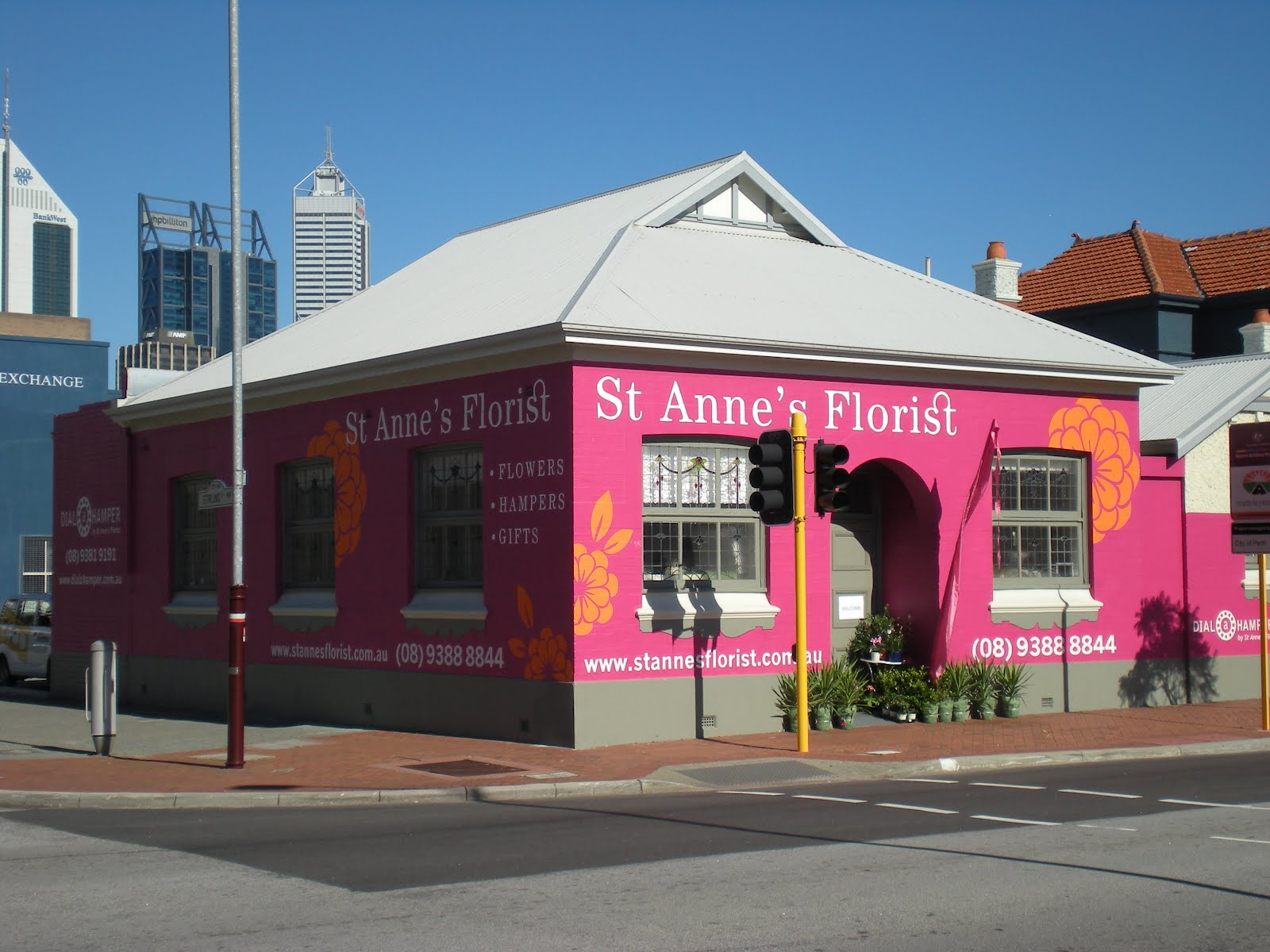 St Anne's Florist Perth Flower Shop