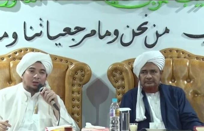 Habib Umar: Jaga Wibawa Ulama, Hindari Cacian dan Hinaan