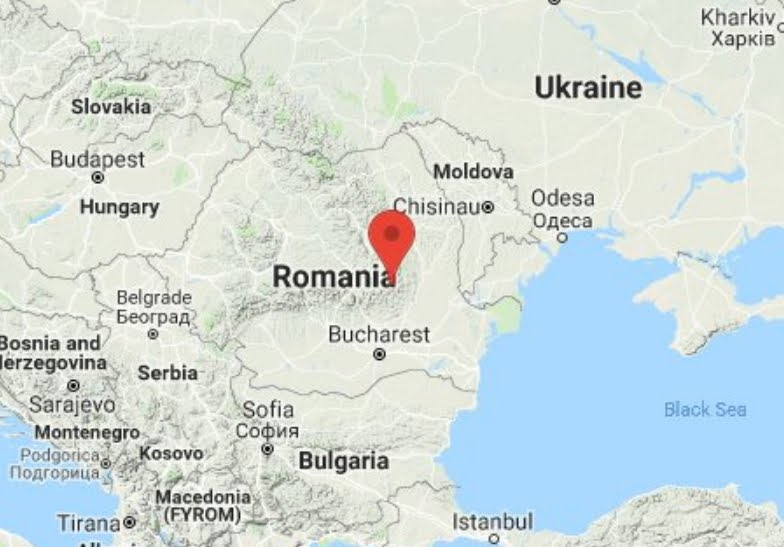 Forte scossa di Terremoto in Romania Oggi: Sisma sentito fino in Bulgaria Ucraina e Moldova.
