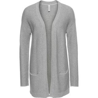 sweter, szary sweter, długi sweter, jesienna garderoba
