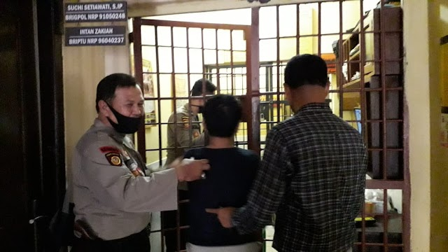 Nyabu, Oknum ASN Dinas Kelautan dan Perikanan Provinsi Lampung di Tangkap Polres Tanggamus