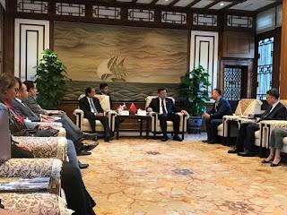 Gobierno y universidades chinas apoyarán programa