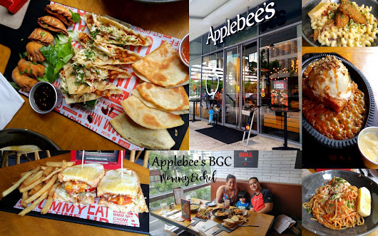 Celebrate Love at Applebee's Grill and Bar BGC