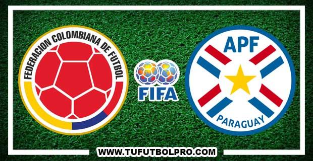Ver Colombia vs Paraguay EN VIVO Por Internet Hoy 5 de Octubre 2017