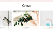 Carolina Responsive Blogger Template By ThemeXpose