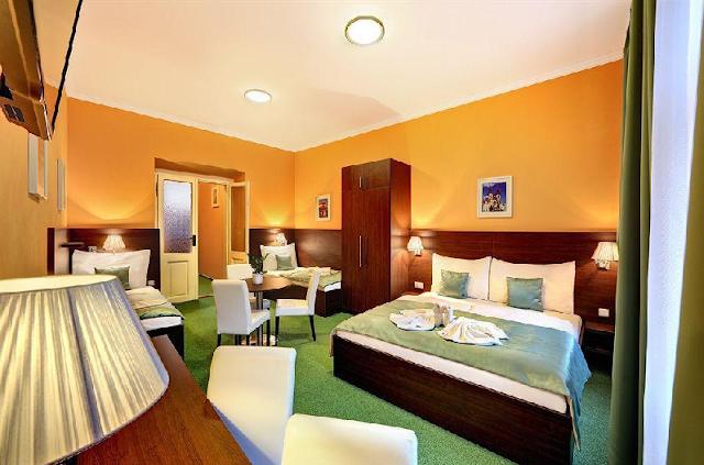 Hotel Hotel U Jezulatka em Praga