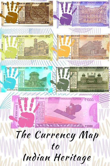 Wondering About the Places to Visit in India? Follow the Trail on The Indian Currency doibedouin