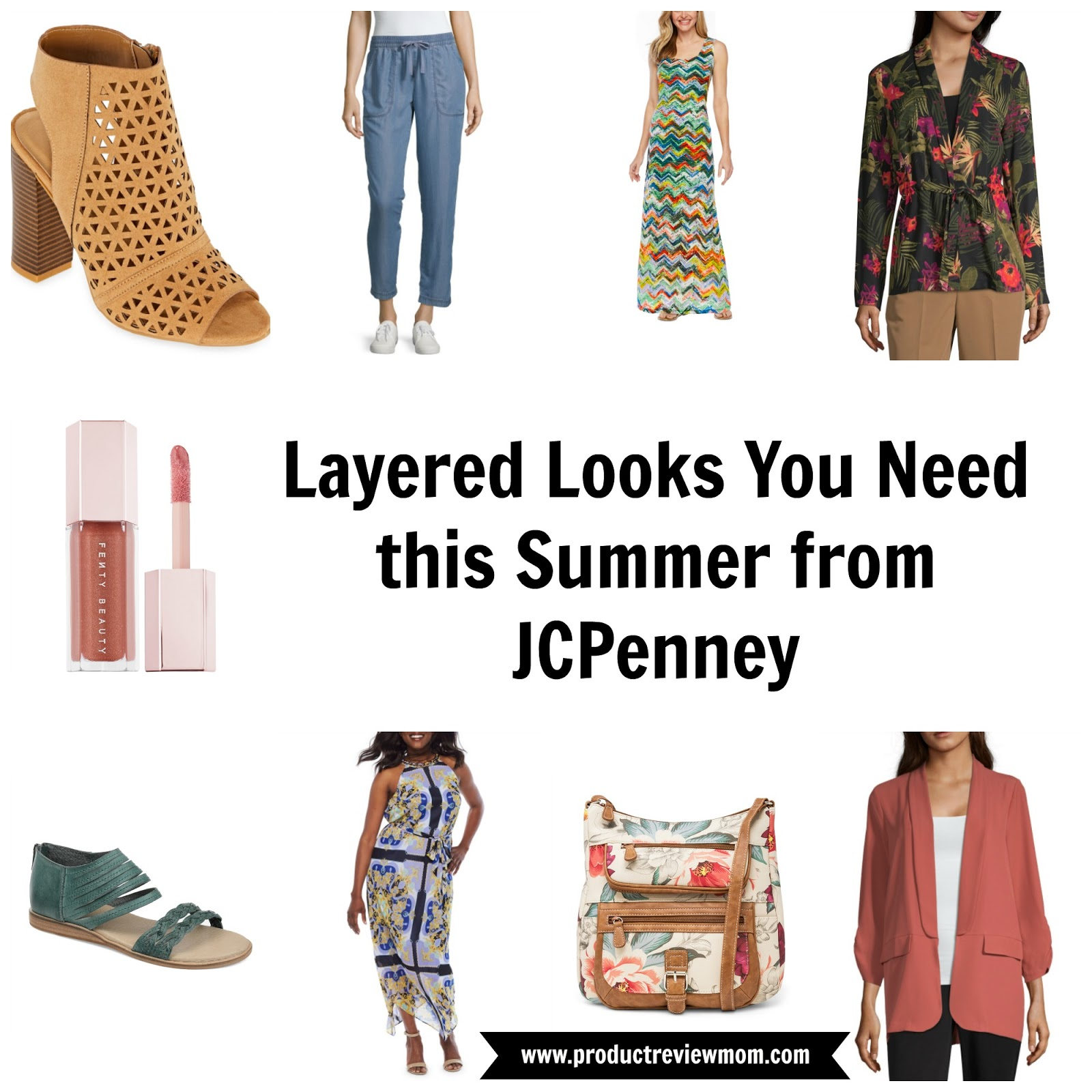 Layered Looks You Need this Summer from JCPenney