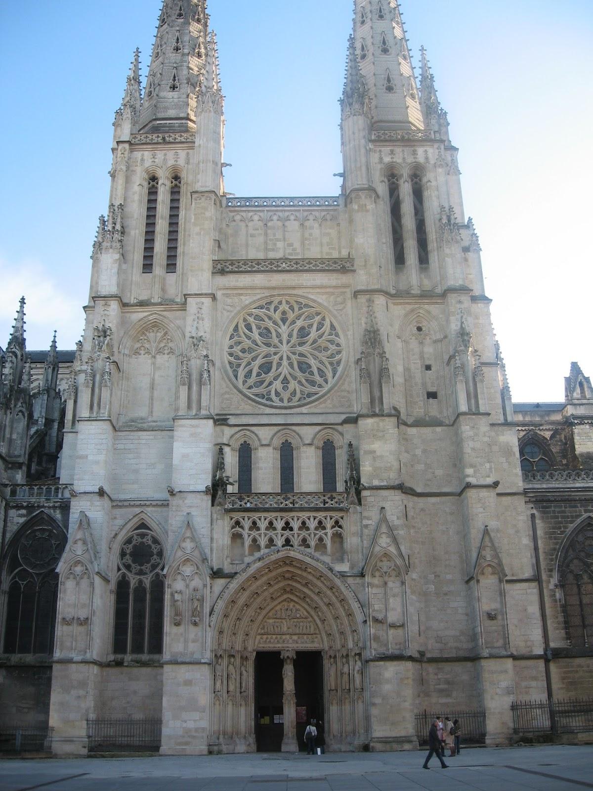 FEUILLETON Les secrets de la cathédrale Saint André un trésor au