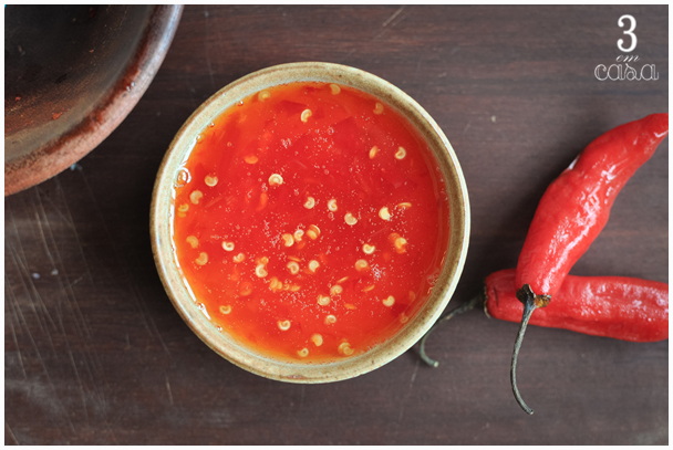 molho pimenta como fazer