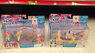 FiM Collection Canterlot Sets + Design a Character Rainbow Dash
