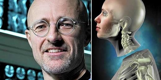 Dünyanın İlk Kafa Nakli Ameliyatı